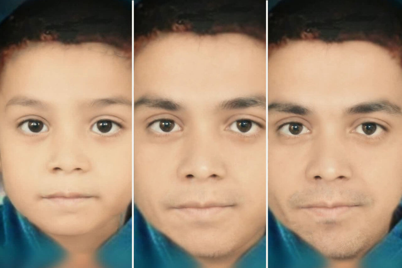New Technology Aging Feature Tracks Missing Children